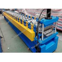 Buy cheap Metal Roof Standing Seam Roll Former , Steel Sheet Standing Seam Panel Machine from wholesalers