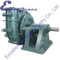 Buy cheap Wear-Resistant Horizontal Centrifugal Slurry Pump , Large Capacity from wholesalers