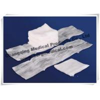 Buy cheap 100% Cotton Filled Exodontia Woven Gauze Sponges For Surgery / Tooth Extraction from wholesalers