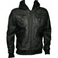 Buy cheap men hooded jacket from wholesalers