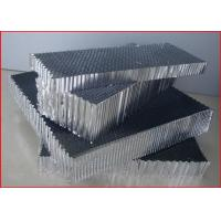 Buy cheap Professional Aluminum Honeycomb Core Panels , Honeycomb Structural Panels Outdoor from wholesalers