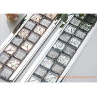 Buy cheap High End Luxury Aluminium Mosaic Tile Trim Profile Setting Glass from wholesalers