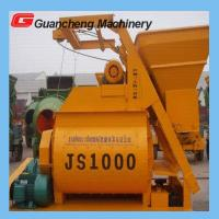 Buy cheap Electric Concrete Batching Mixing Plant 1.5 M Discharge Height 58.5 Kw Power from wholesalers