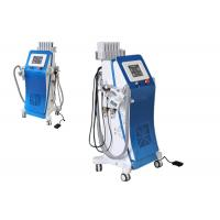 Buy cheap Ultra Slim Belly Fat Removal Ultrasonic Cavitation Machine Cryo Velashape Laser Lipo Sculpting from wholesalers