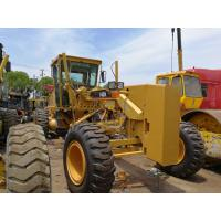 Buy cheap Made in USA Used CAT 140K Motor Grader 2016 Year Original paint from wholesalers