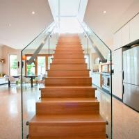 Buy cheap Commercial Metal Stairs / Build Marble Stair / Internal Staircase from wholesalers