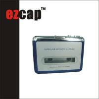 Buy cheap USB Cassette Tape Audio-to-MP3 Digital Audio Converter/Player from wholesalers