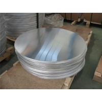Buy cheap Silver Smooth 1050 H34 Aluminium Circle / Aluminium Disc for Highway Road from wholesalers