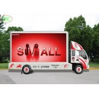 China P8 Full Color Truck Mobile LED Display Billboard Outdoor LED Screen Video Player on sale