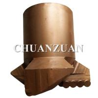 Buy cheap 151MM PDC Core Bits PDC Cutter With Interchangeable Screw Nozzles product