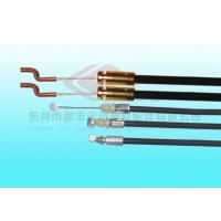 Buy cheap 6.0mm Galvanized Pram Mechanical Control Cables / Push Pull Control Cables with Copper S Hooks from wholesalers