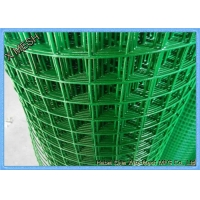 Buy cheap 1/2 X 1/2 0.5mm 14mm Pvc Coated Welded Wire Mesh from wholesalers