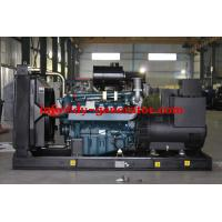 Buy cheap China 50hz 130kw/162kva/176ps Doosan Diesel Generator set powered by P086TI-1 from wholesalers