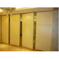 Buy cheap Ceiling Suspended Decorative Modern Movable Mound Proof Partition Wall With Rails from wholesalers