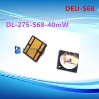 Buy cheap 275NM 6.8V UVC LED Lamp Dual Chip DL-275-S68 40mW 90 Degree Luminescence from wholesalers