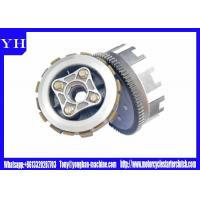 Buy cheap Honda CG125 Motorcycle Clutch Parts Clutch Plate ADC12 Alloy Material product