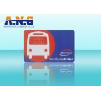 Buy cheap Waterproof Security Rfid Smart Card Contactless With 320 Bytes Memory from wholesalers