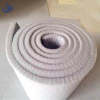 Buy cheap 100% eco-friendly 10mm industrial wool felt for Aluminum factory from wholesalers
