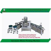 Buy cheap New Condition Automatic Blister Packing Machine 15KW 0.6MPA 12 Months Warranty from wholesalers