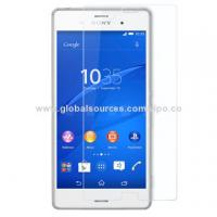 Buy cheap HD Tempered Glass Screen Protectors for Sony Xperia Z3 from wholesalers