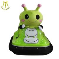 Buy cheap Hansel New fashion remote control mini children car kids plastic bumper car from wholesalers
