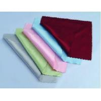 Buy cheap Microfiber Glasses Cleaning Cloth (color) from wholesalers