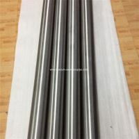 Buy cheap titanium sputtering target in rod condition 99.99% target for vacuum PVD from wholesalers