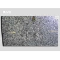 Buy cheap Grey High Polished Natural Quartz Stone Slab SGS Approved Stain Resistant from wholesalers