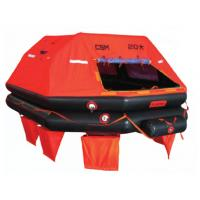 Buy cheap Life-Saving Unit SOLAS Inflatable Marine Life Rafts For Vessel Sailing from wholesalers