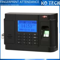 Buy cheap KO-M13 Biometric attendance system using fingerprint from wholesalers
