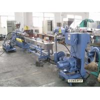 Buy cheap PE PP Plastic Granules Machine , Waste Film Recycling Granule Machine from wholesalers