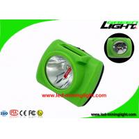 Buy cheap Reusable Hard Hat Headlamp 13000 Lux Detachable Structure For Mining from wholesalers