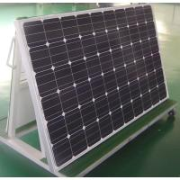 Buy cheap Medium Size 265w Mono Crystal Solar Panel Black Frames Weathering Resistance TPT product