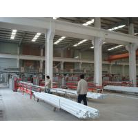 Buy cheap PE,PP,PVC wood plastic board extrusion line and pvc wood plastic profile production line from wholesalers