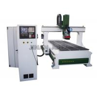 Buy cheap High Speed  Tabletop Cnc Router Hard Steel Structure , Woodworking 4 Axis Engraving Machine from wholesalers