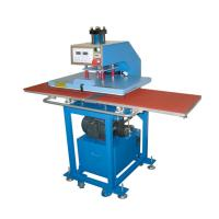 Buy cheap Lowest for wholesale price multi-function semi-automatic rhinestone heat transfer machine  for all fabric factory7E from wholesalers