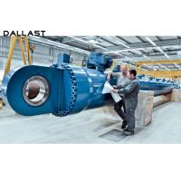 Buy cheap Customized Fixed and Moveable 40 Ton Hydraulic Gate Hoist Cylinder from wholesalers