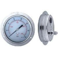 Buy cheap All Stainless Steel Pressure Gauge with Flange (MY-SSBL-3150) from wholesalers