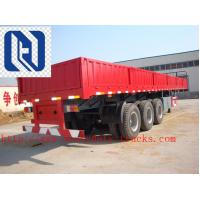 Buy cheap Sinotruk Cimc 40 Feet Container Carrying Semi Trailer Trucks With JOST Landing Leg from wholesalers