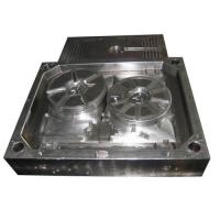 Buy cheap Personalized size Thermoplastic Injection Molding Fan mold of steel from wholesalers