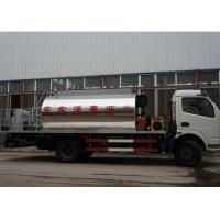 Buy cheap 8.2CBM 4x2 Asphalt Patch Truck Bitumen Sprayer Road Construction Paver from wholesalers