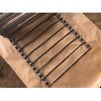 Buy cheap Rod Stainless Steel Wire Mesh Belt Anti Corrosion Bear 2000 Degree Centigrade from wholesalers