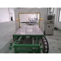 Buy cheap Viscoelastic Polymer Foam Cut Machine Industrial Computer Control 6m / Min from wholesalers