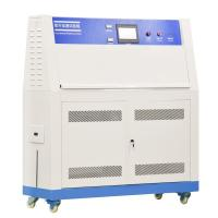 Buy cheap Laboratory Fabric Plastic Textile Paints UV Aging Test Equipment 290 - 400nm from wholesalers