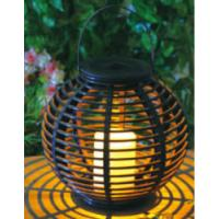 Buy cheap Plastic Material Solar Garden Lights , Solar Outdoor Lighting With Natural Looking from wholesalers