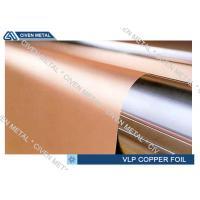 Single Shiny VLP ED Electrodeposited Copper Foil , hte copper foil roll