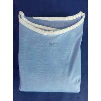 Buy cheap Dustproof Sterile Non Woven Disposable Hospital Gowns for Operating Room from wholesalers