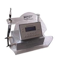 Buy cheap Portable 1MHz, 20W, Bipolar / Tripol RF beauty machine for striae gravidarum removal from wholesalers