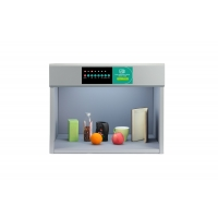 B6006 Metal color assessment cabinet with D65/TL84/TL83/CWF/UV/F color light box