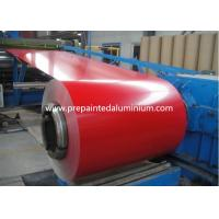 Buy cheap PE / PVDF / SMP 0.15 - 1.5mm Prepainted Galvanized Steel PPGI  for Warehouse from wholesalers